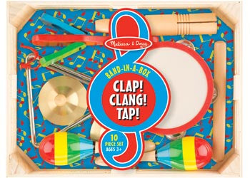 M&D - Band-in-a-Box - Clap! Clang! Tap!