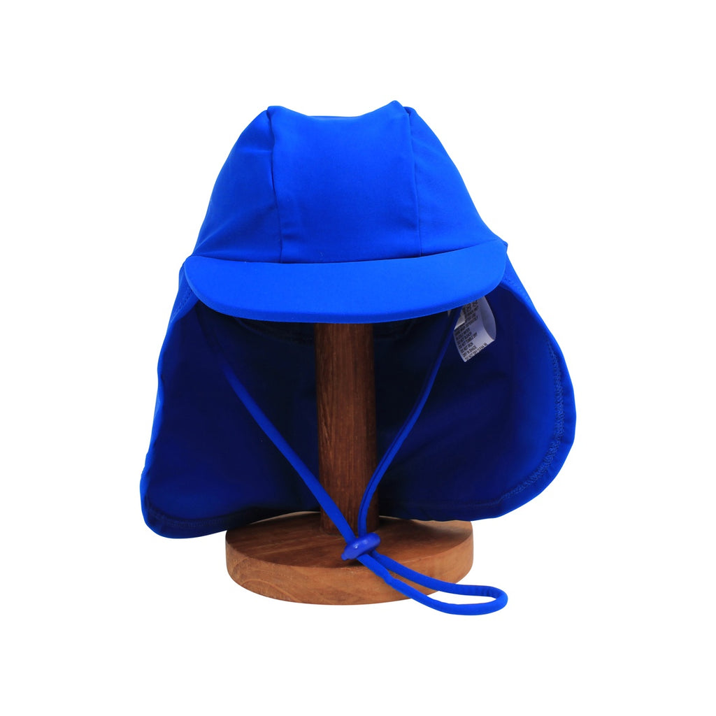 BOYS LEGIONNAIRE HAT BLUE