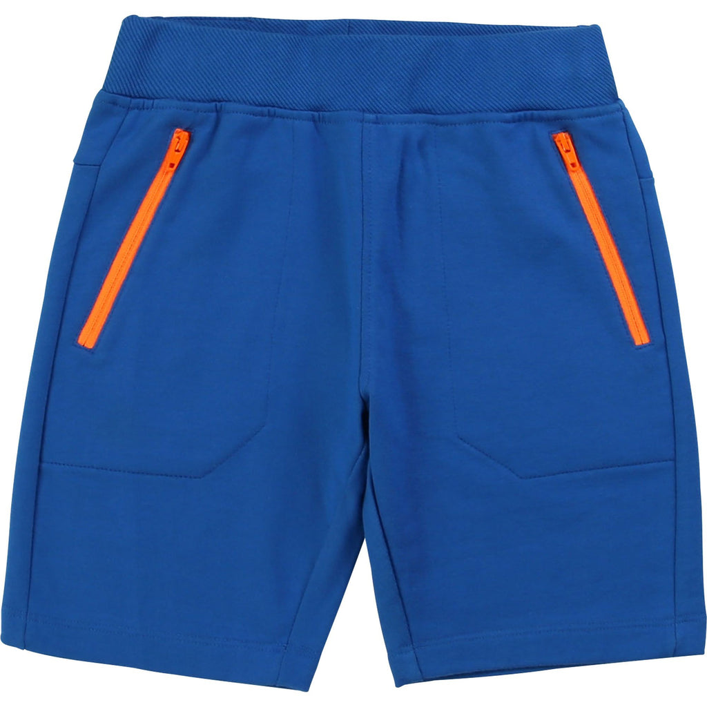 BERMUDA SHORTS ELECTRIC BLUE