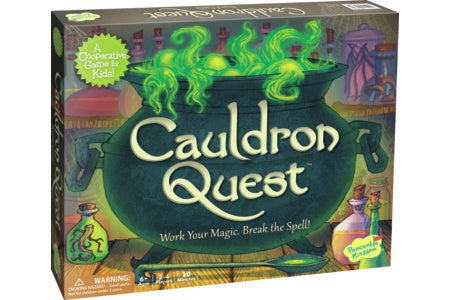 Coop Game - Cauldron Quest