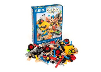 Builder Activity Set 211 pieces