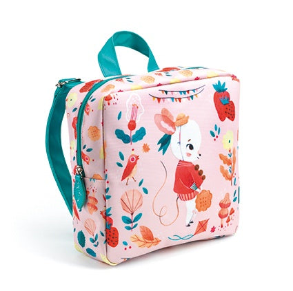 Mouse Preschool Bag