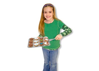 M&D - Slice And Bake Cookie Set