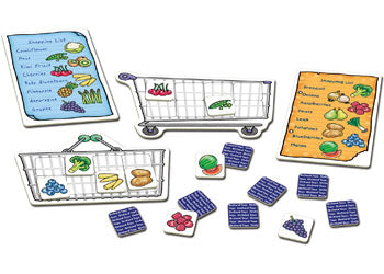 Orchard Game - S/List Booster Pack Fruit & Veg
