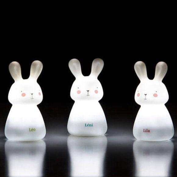 OLALA Rabbit Night Light Trio Set