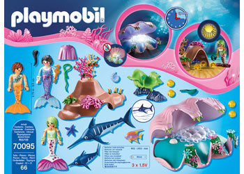 Playmobil - Pearl Shell Nightlight
