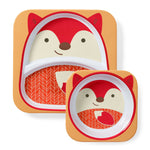 Skip Hop - Fox Zoo Melamine Set