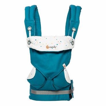Ergobaby 360 Four Position Carrier - Festive Skies