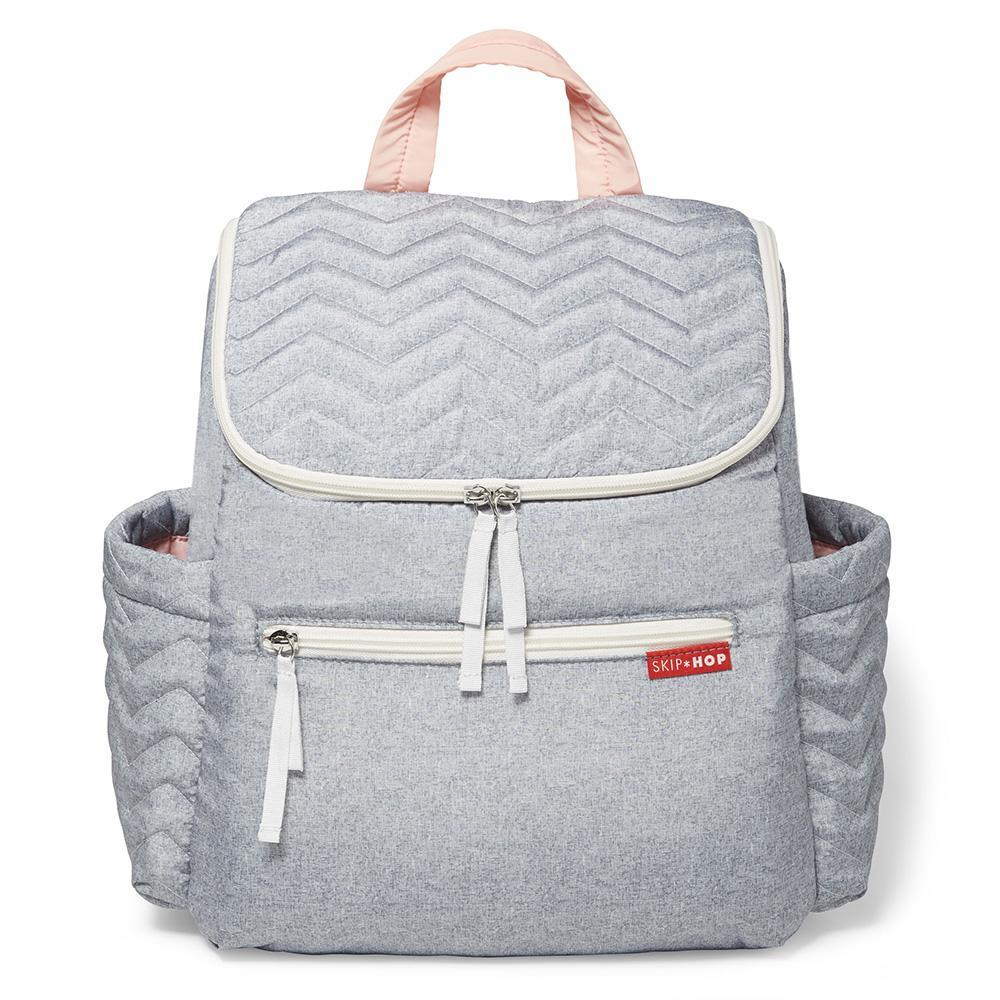 Five Star Mommy Tote - Dove Grey