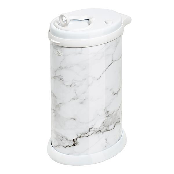 Ubbi - Marble Nappy Pail (Limited Edition)