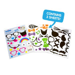 Trunki Funny Faces Sticker Pack