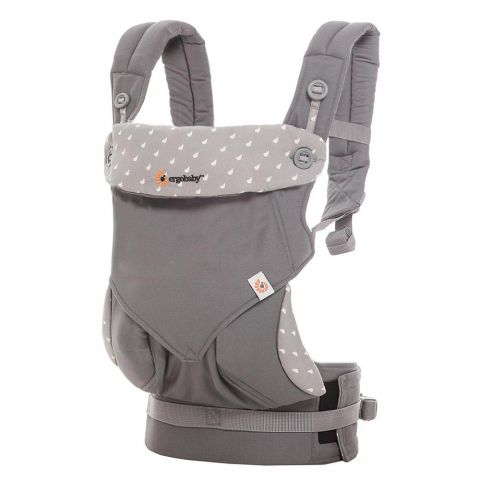 Ergobaby 360 Four Position Carrier - Dewy Grey