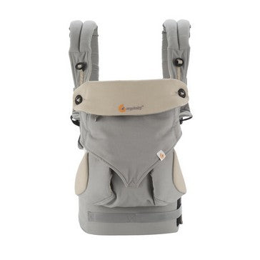 Ergobaby 360 Four Position Carrier - Grey