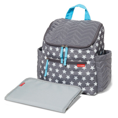 Five Star Mommy Tote - Star Multi