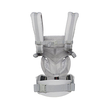Ergobaby OMNI 360 4 Position Baby Carrier - Cool Air Mesh - Pearl Grey