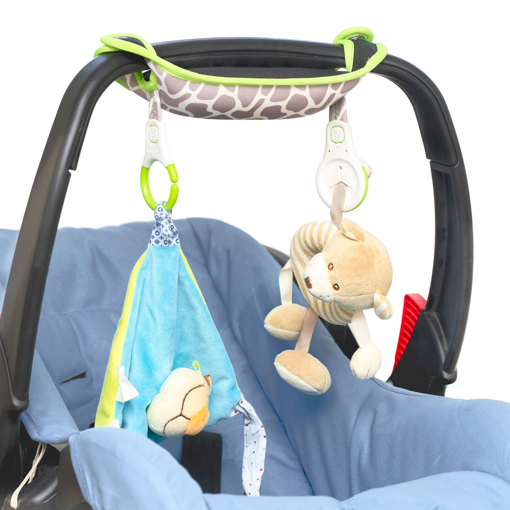 G-Collection - Infant Car Seat Comfy Cushion