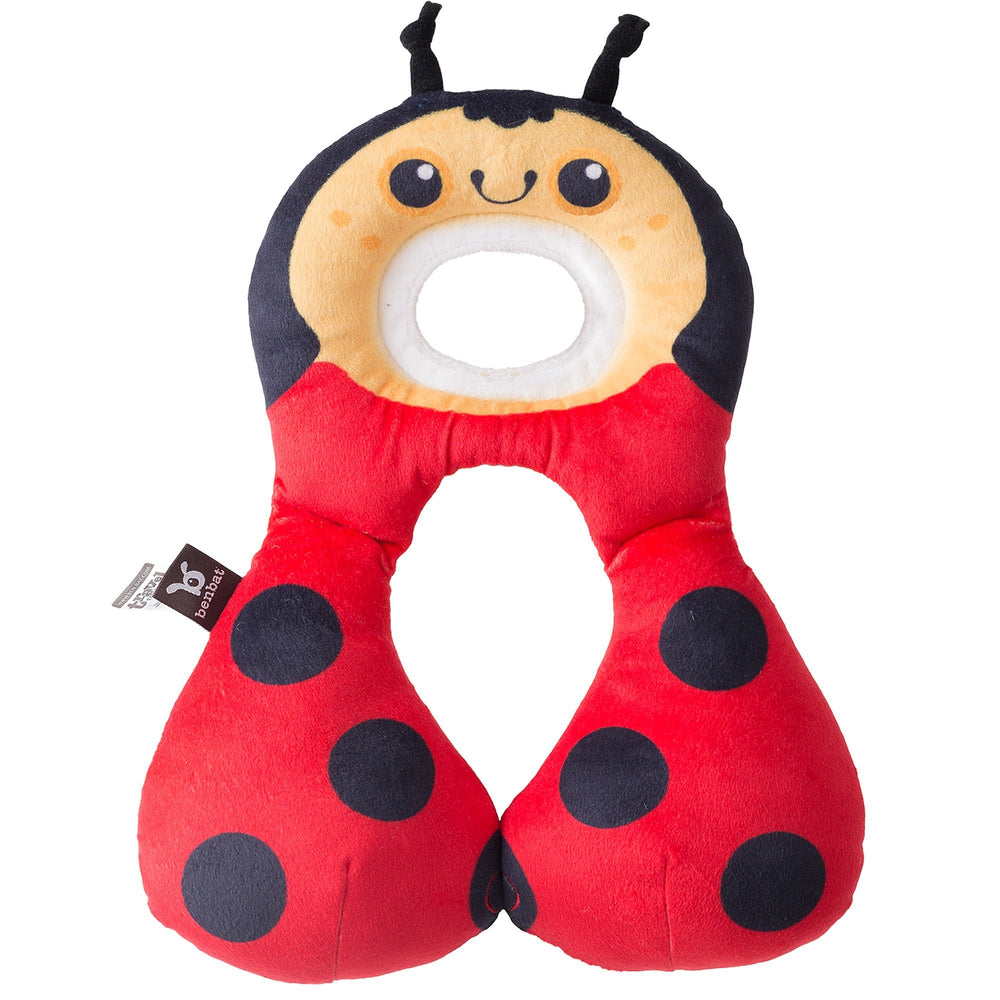 Bug & Forest Headrest 1-4yrs - Ladybug