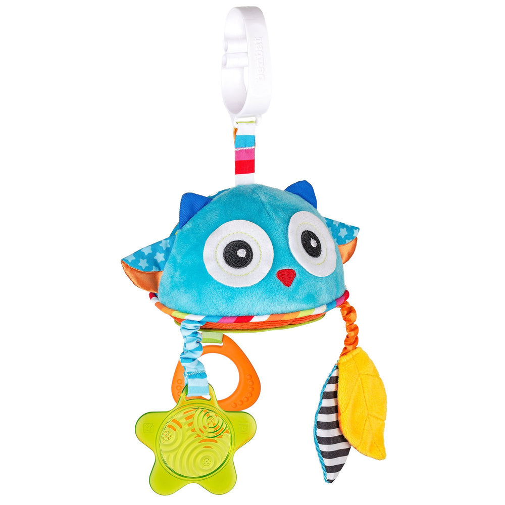 Dazzle Travel Mirror Buddy- Owl
