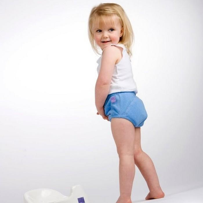 Bambino Mio - Blue Potty Training Pants