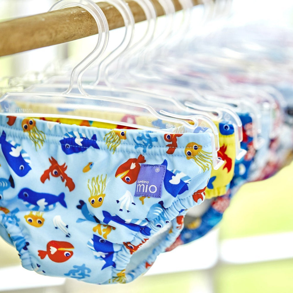 Bambino Mio - Deep Sea Blue Swim Nappy