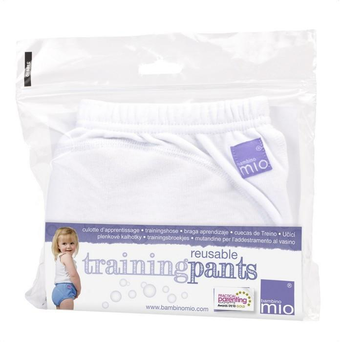 Bambino Mio - White Potty Training Pants