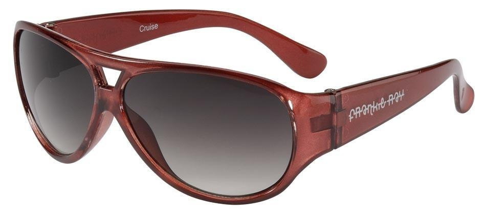 Frankie Ray - Red Cruise Toddler Sunglasses