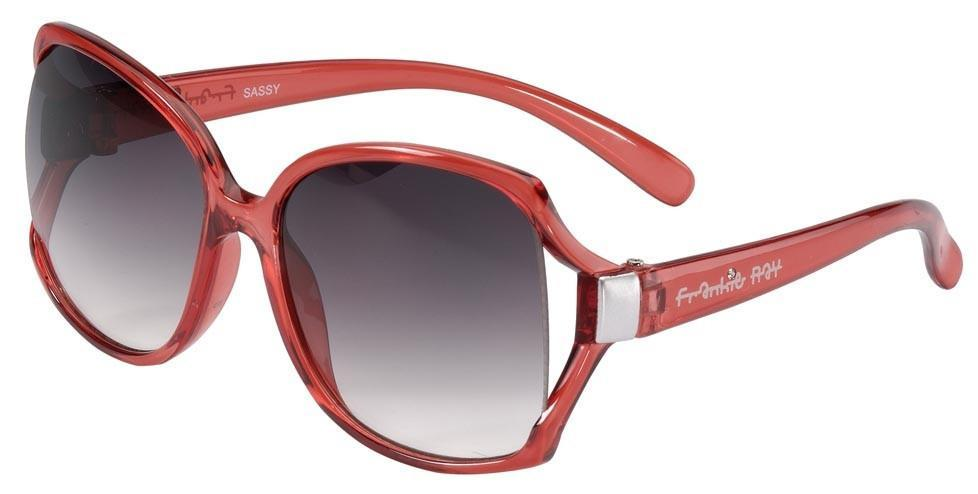 Frankie Ray - Red Sassy Toddler Sunglasses