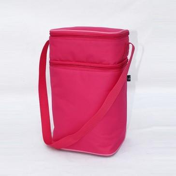 J.L. Childress - 6 Bottle Cooler - Pink/ Light Pink