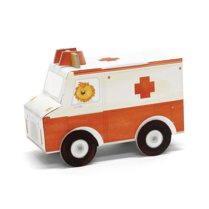 Krooom Fold my Car - Ambulance