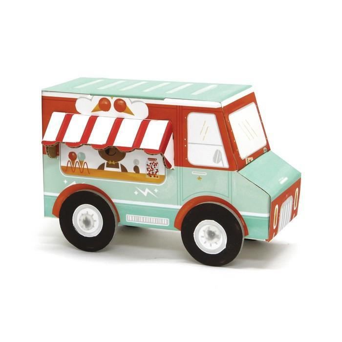 Krooom Fold my Car - Ice Cream Truck