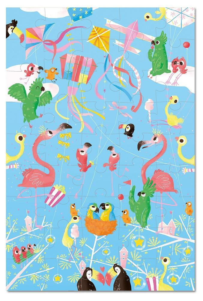Krooom Jigsaw Puzzle - Kites in the Sky