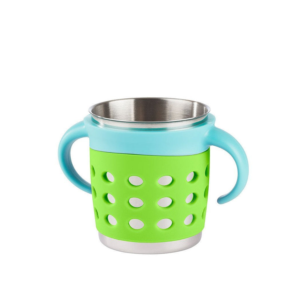 Make My Day Adjustable Sippy Cup - Green Blue