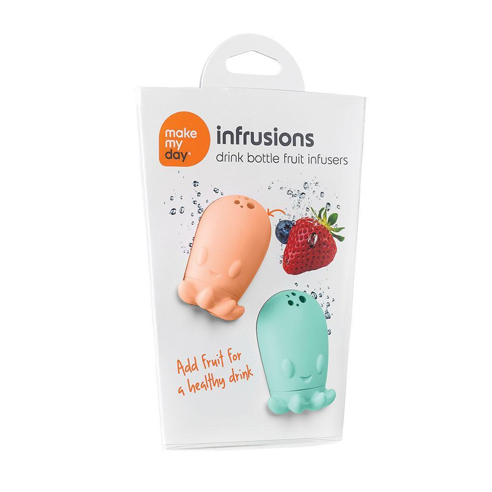 Make My Day Infrusions - Mint Orange