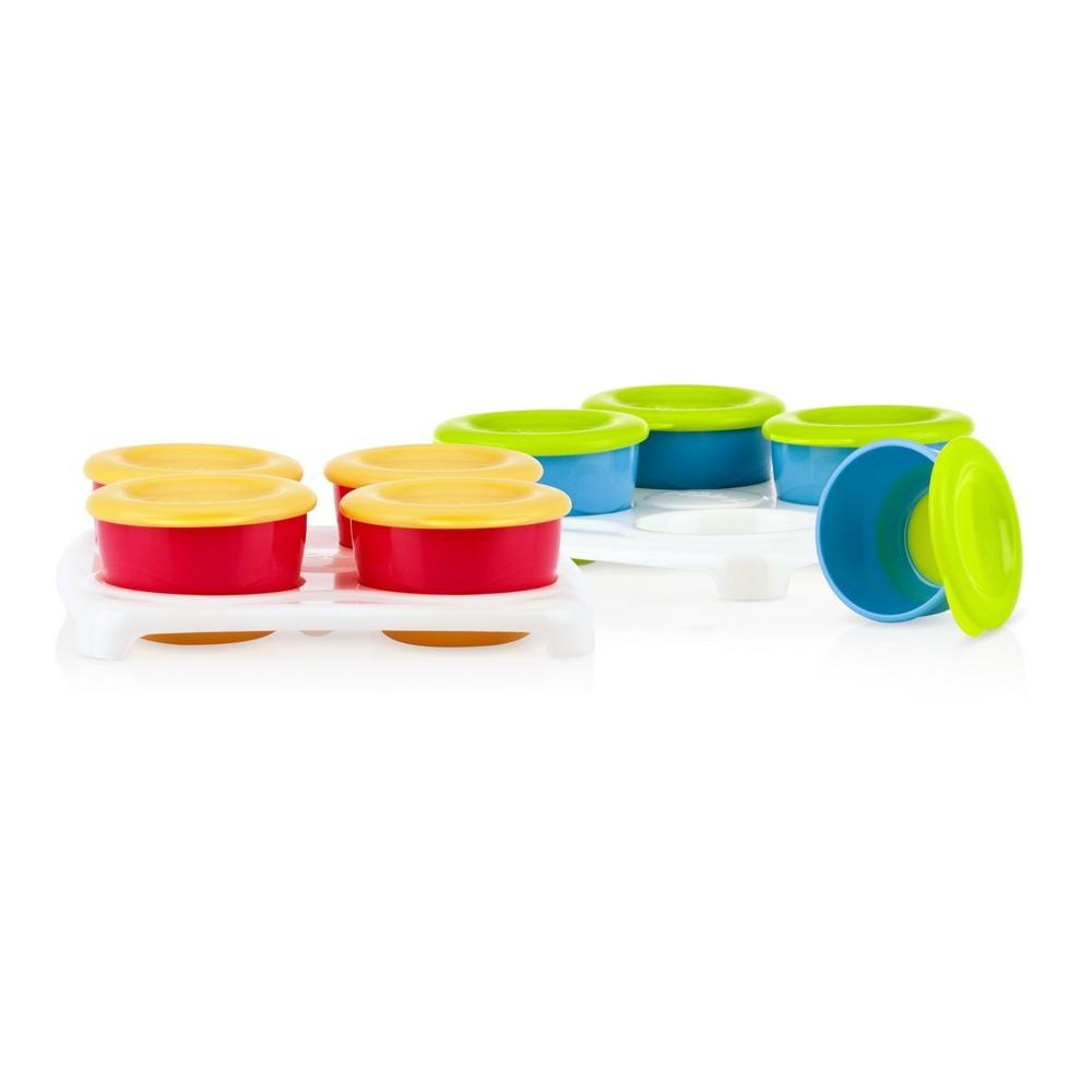 Easy Pop  Freezer pots - Blue/Green