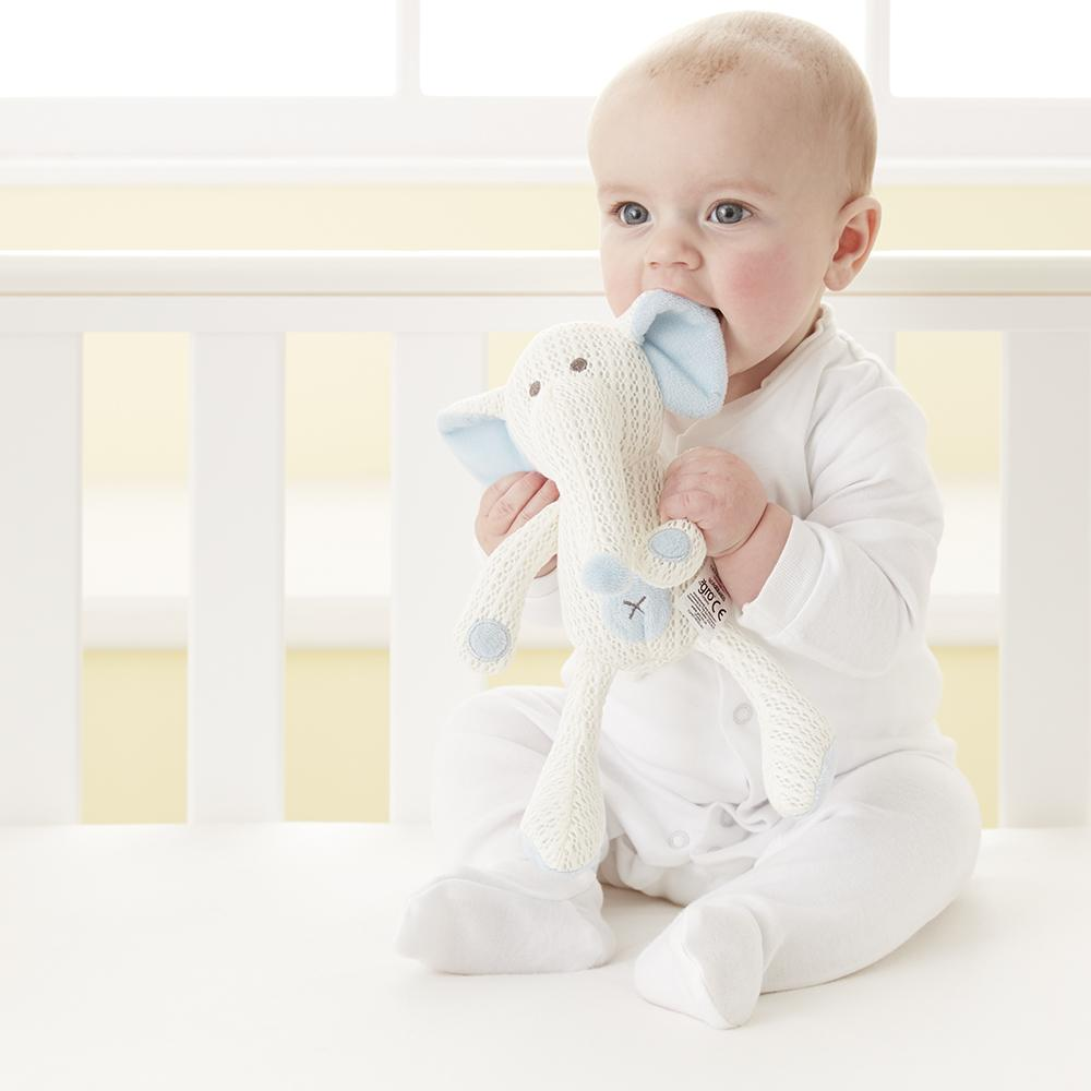 Gro Friends Breathable Toy - Ernie the Elephant