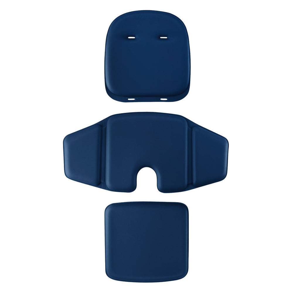 3 Piece Sprout Chair Cushion Set  - Navy