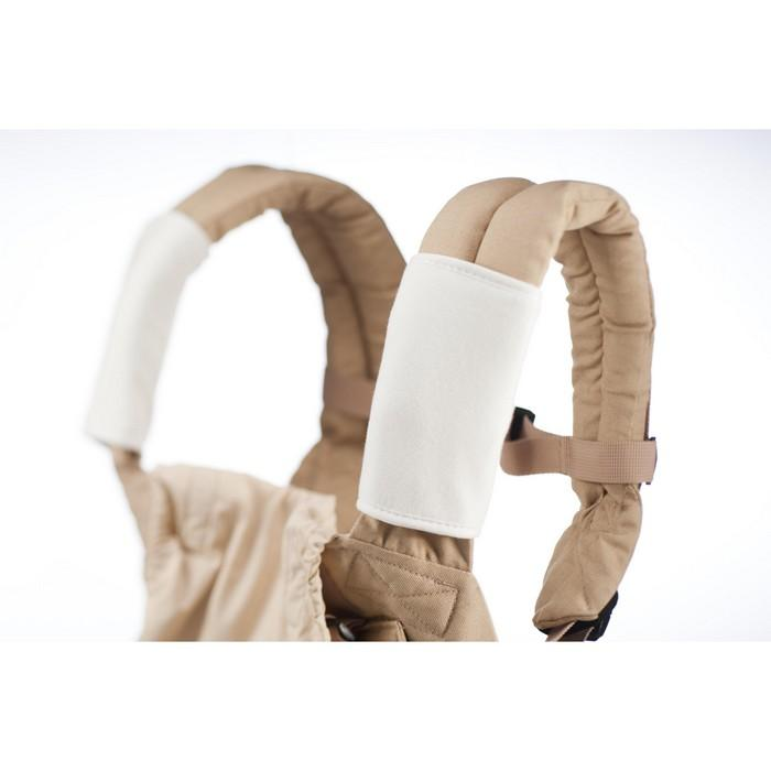 Ergobaby Teething Pad Pair - Cream
