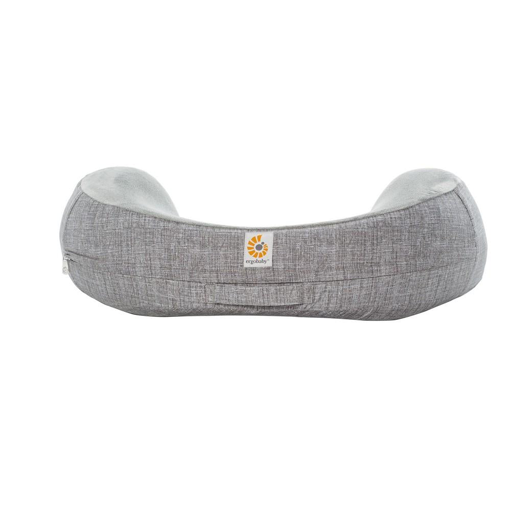 Ergobaby Natural Curve Nursing Pillow Cover - Heathered Grey
