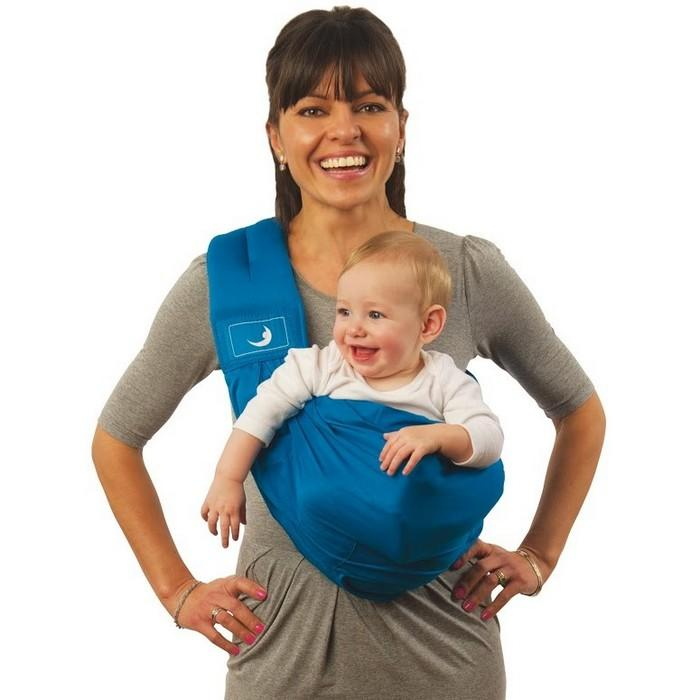 theBabaSling Lite Baby Carrier - Turquoise