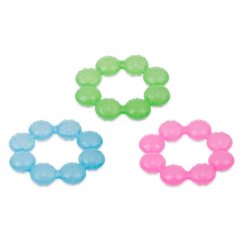 Icy Bite Ring teether - Green