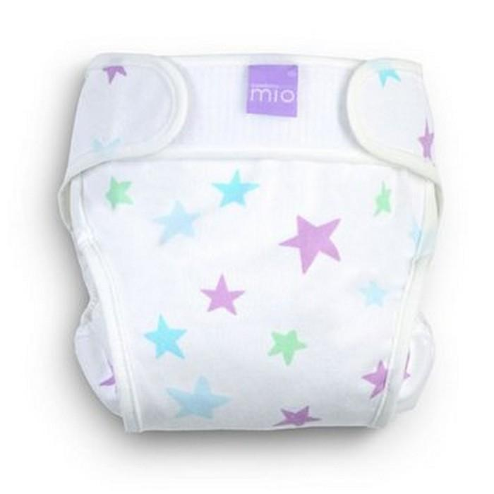 Miosoft Nappy Cover - Cool Stars - Large
