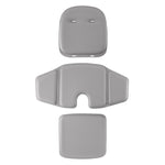 3 Piece Sprout Chair Cushion Set  - Gray