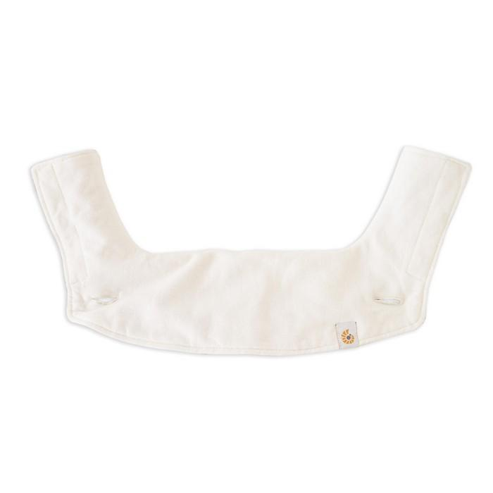 Ergobaby Four Position 360 Carrier Teething Pad & Bib - Natural
