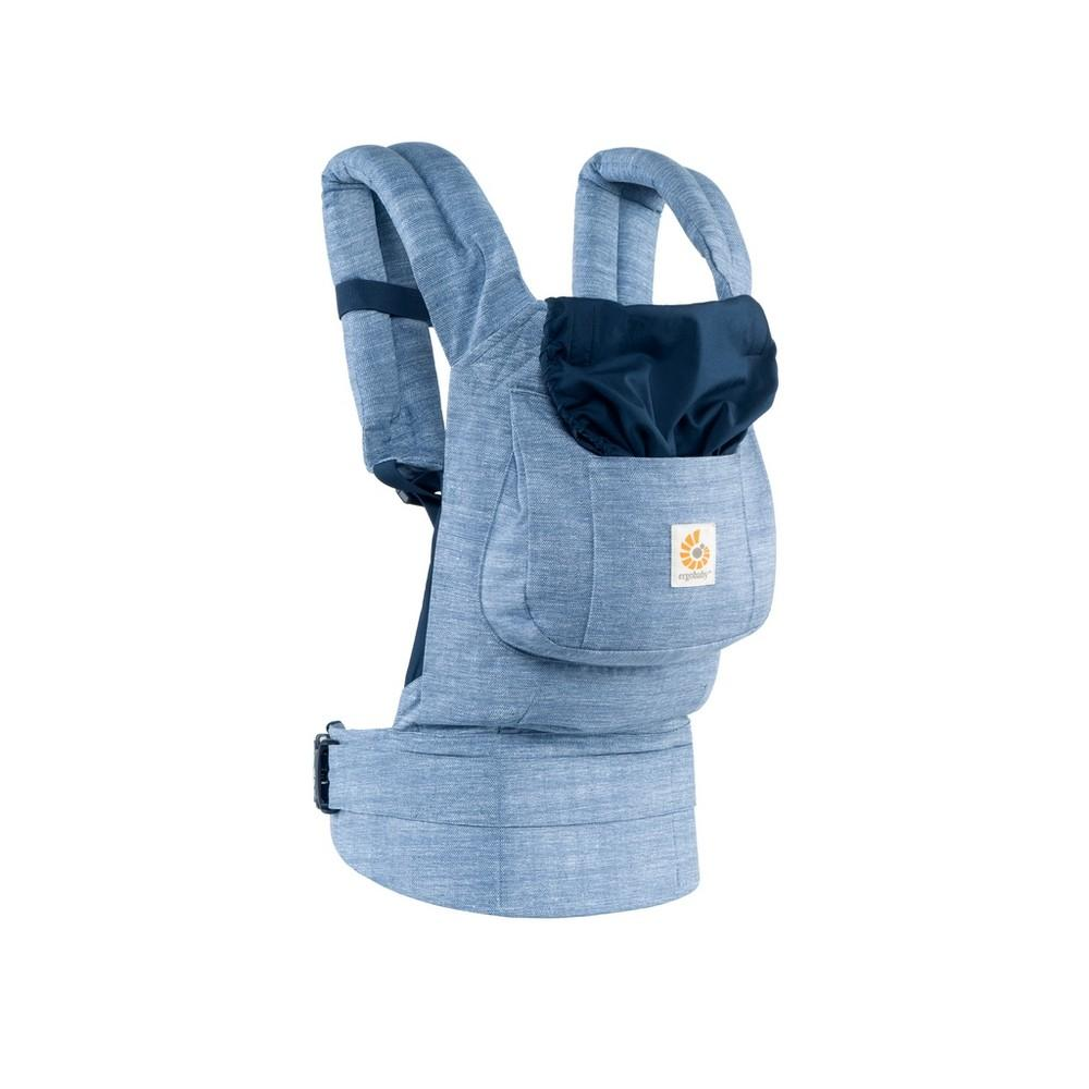 Ergobaby Baby Carrier - Original Vintage Blue