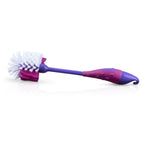 Deluxe Bottle Brush - Purple/ Pink