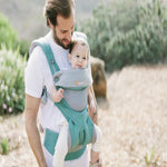 Ergobaby Four Position 360 Carrier  Cool Air Icy Mint