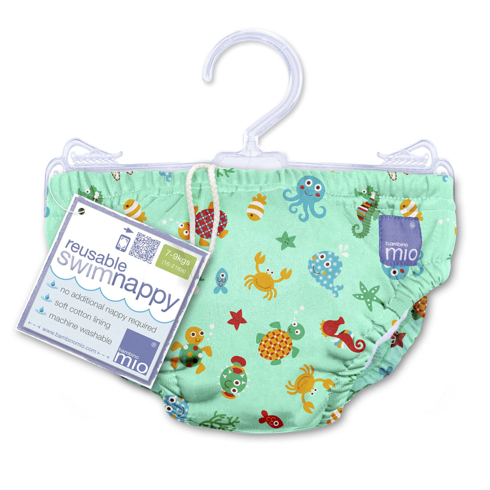 Swim Nappies - Medium (7-9Kgs) - Under the Sea