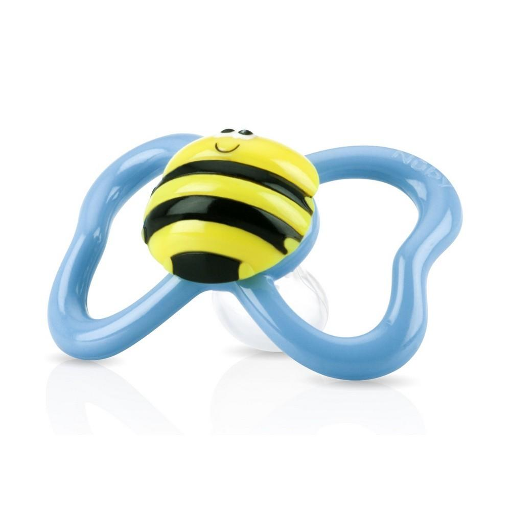 3D Paci-Pals Oval pacifier  - Bee