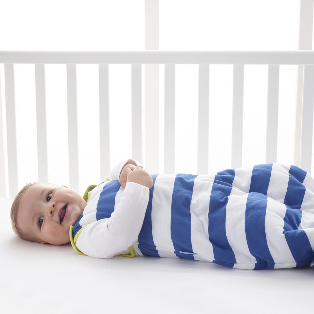 Grobag True Blue Stripes - 1.0 Tog - 18-36m