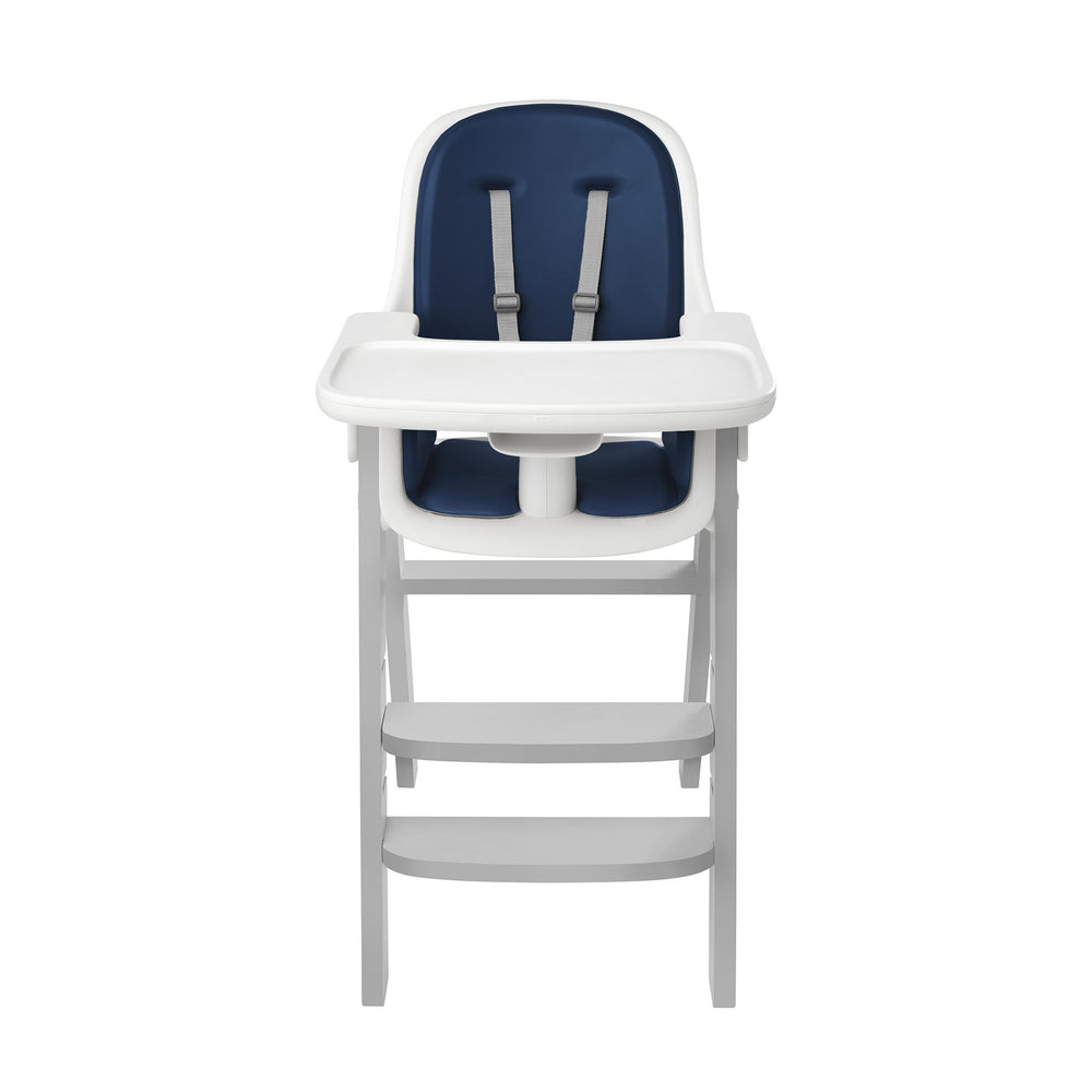 Sprout High Chair - Navy/Gray